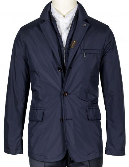 Moorer Jacke in dunkelblau