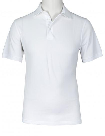 Fedeli Polo in weiß