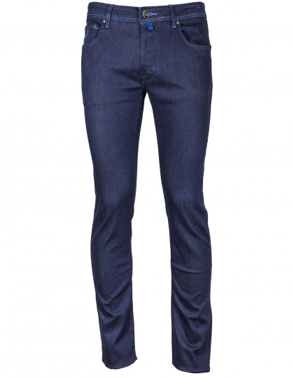 "Jacob Cohen Jeans J688 Comfort ""Premium Edition Denim"" in dunkelblau"
