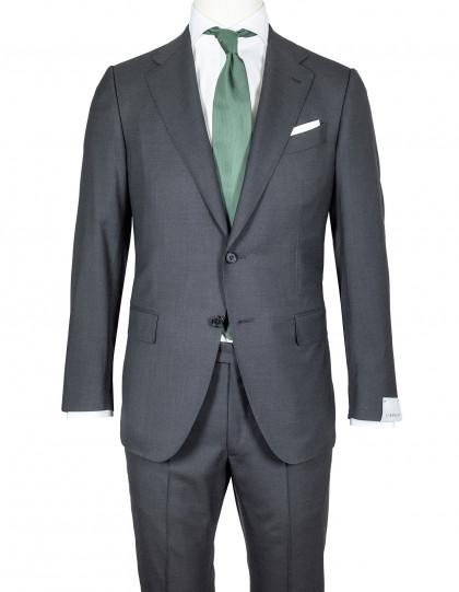 Caruso Anzug in anthrazit-grau aus Super 150'S Wolle
