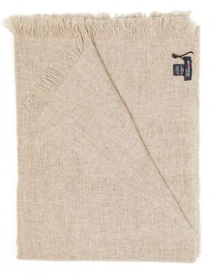Kiton Schal in beige aus Kaschmir
