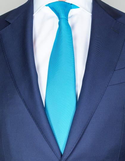Kiton Krawatte in türkis
