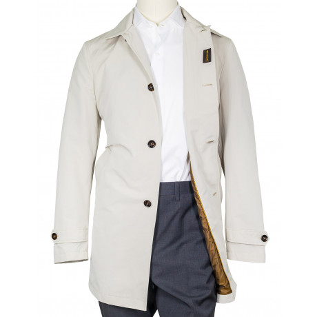 Moorer Trenchcoat in beige