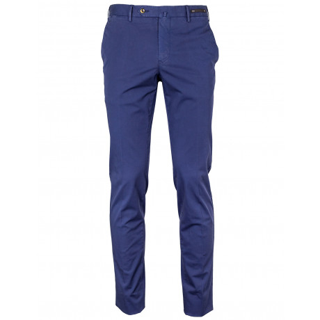 PT01 Chino Slim Fit in blau
