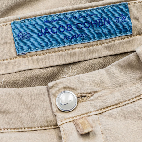 Jacob Cohen Chino Bobby Comfort in beige