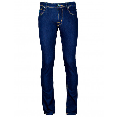 "Jacob Cohen Jeans J688 Comfort ""Special Edition"" in dunkelblau"