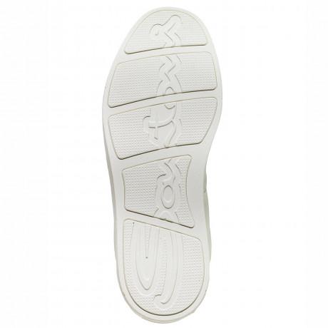 Santoni Doppelmonksneaker in braun aus Veloursleder