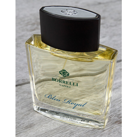 Luigi Borrelli Fragrances - Bleu Royal